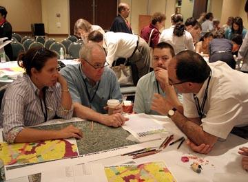 Architect/planner Robert Alminana discusses his team's regulating plan
