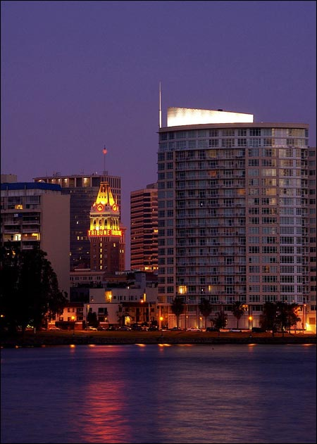 Photo: Oakland Skyline