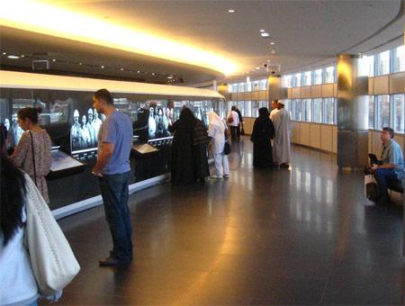 Image: Burj Khalifa Ground Floor concourse