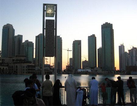 Image: The Lagoon at Dubai Mall