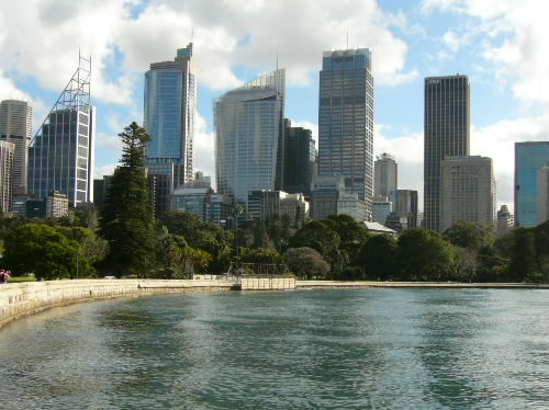 Photo: Skyline of Sydney, Australia