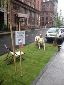 Photos: Scotland Park(ing)