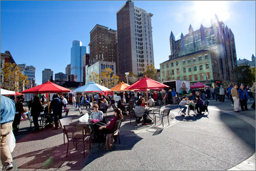 The Worst Mistake People Make When Placing Under Counter: The 5 Features Of Great Public Spaces