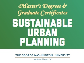 GWU Sustainable Urban Planning Program