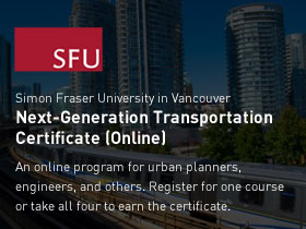 Simon Fraser Next Generation Transportation Program