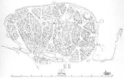 Picture: The Rosponi plan.
