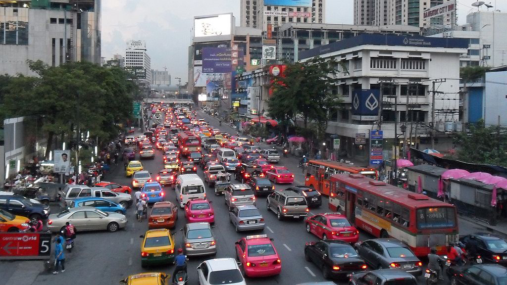 cause and effect of traffic jam Cause and effect essay - download as word doc (doc one of the effects of having so many cars on the streets is traffic jams and the problems they cause at rush.
