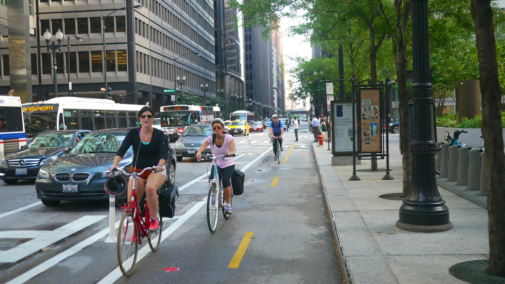 12 Studies That Make A Case For Converting Parking To Bike