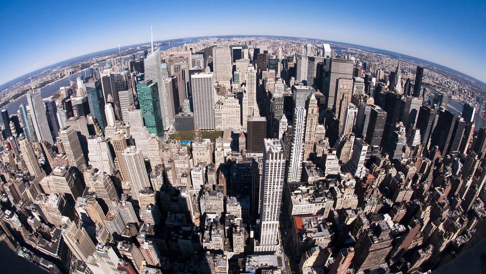 Contact me una romana a new york for New york architettura contemporanea