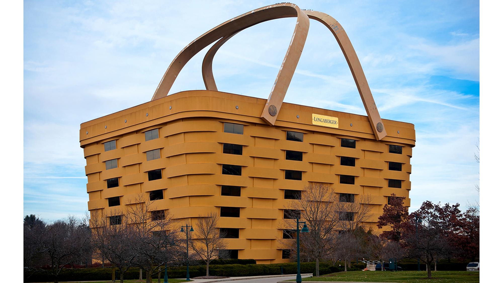 Friday Funny Picnic Basket Building For Sale Planetizen