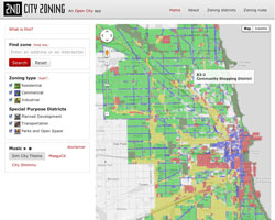 Second City Zoning