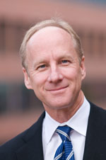 Patrick Phillips, CEO of the Urban Land Institute