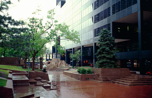 Skyline Park in Denver in 2001