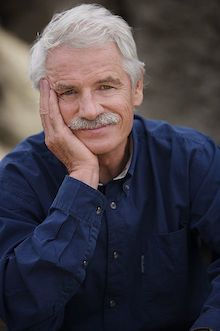 Portrait photo of Yann Arthus Bertrand