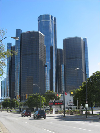 Photo: Renaissance Center