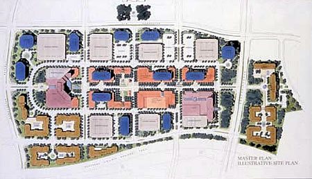 Plan for Reston Town Center