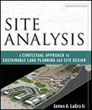 Cover: Site Analysis