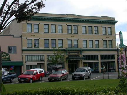 Photo: The Arcata Hotel in Humbolt County.
