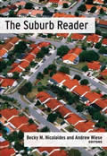 Cover: Suburb Reader