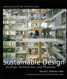 Cover: Sustainable Design: Ecology, Architecture, and Planning