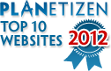 Top 10 Sites 2012