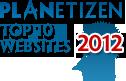 Top 10 Sites 2012