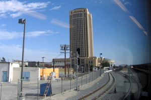 Near Los Angeles Union Station