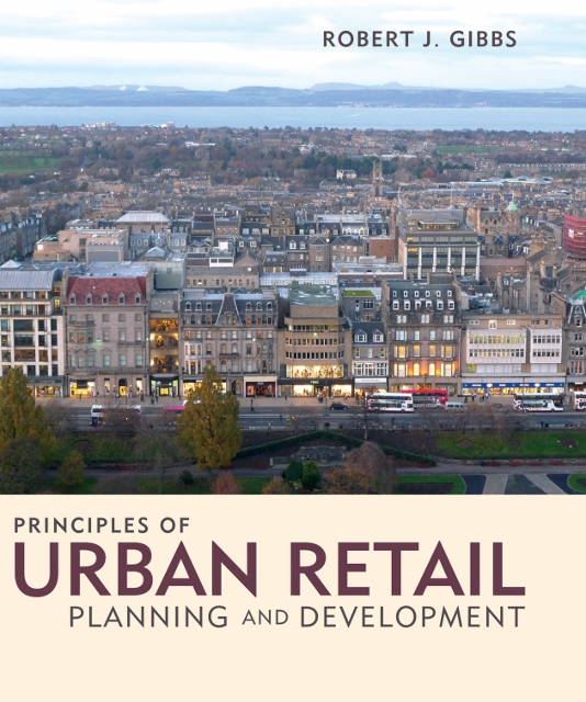 Urban Retail Book Cover