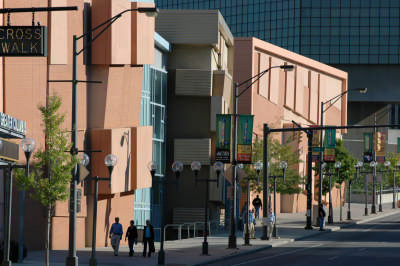 Columbus Conference Center in walkable downtown Columbus