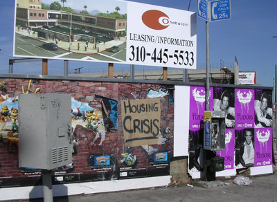 Housing Crisis In L.A.