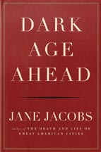 Book Cover: Dark Age Ahead.