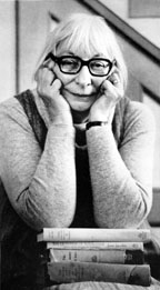 Jane Jacobs. (Source: Wikipedia)