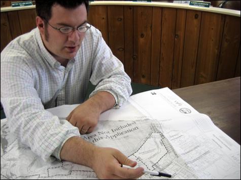 Middleburg, VA, planner David Beniamino
