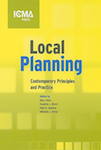 Book Cover: Local Planning: Contemporary Principles and Practice