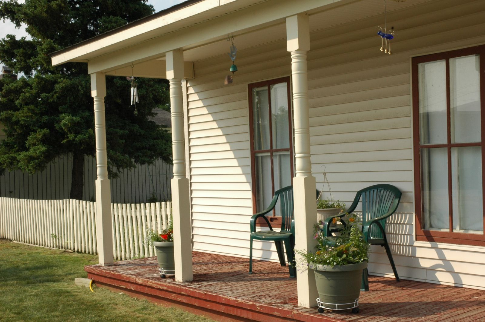 The Front Porch A Space Of Deep Meaning For African
