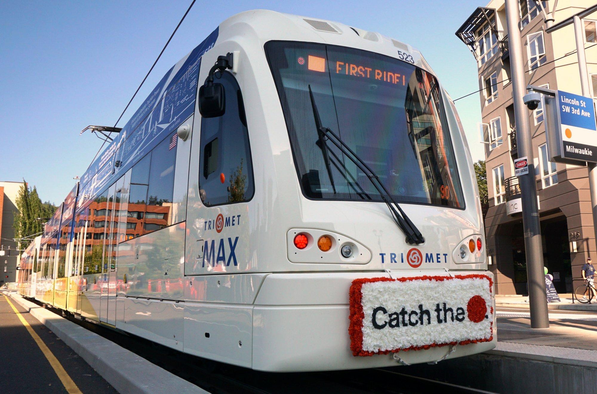 Votes Seem To Favor Expansion Of Portland Metro Light Rail