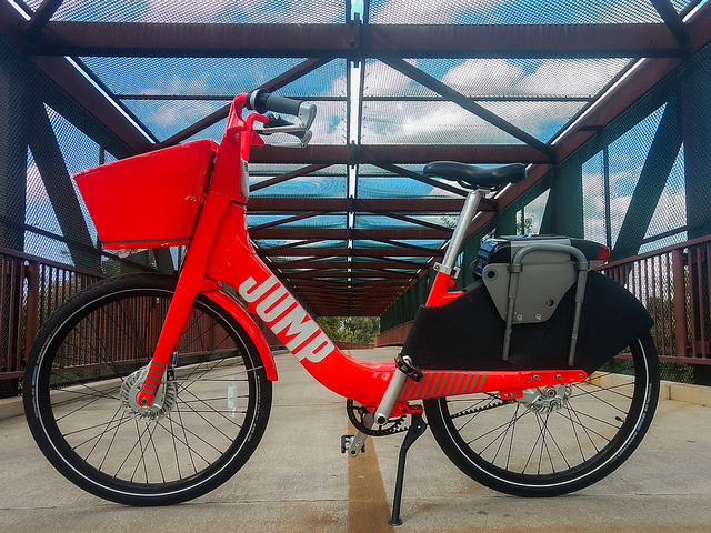 Uber Launches Jump Electric Bike Share In Austin News