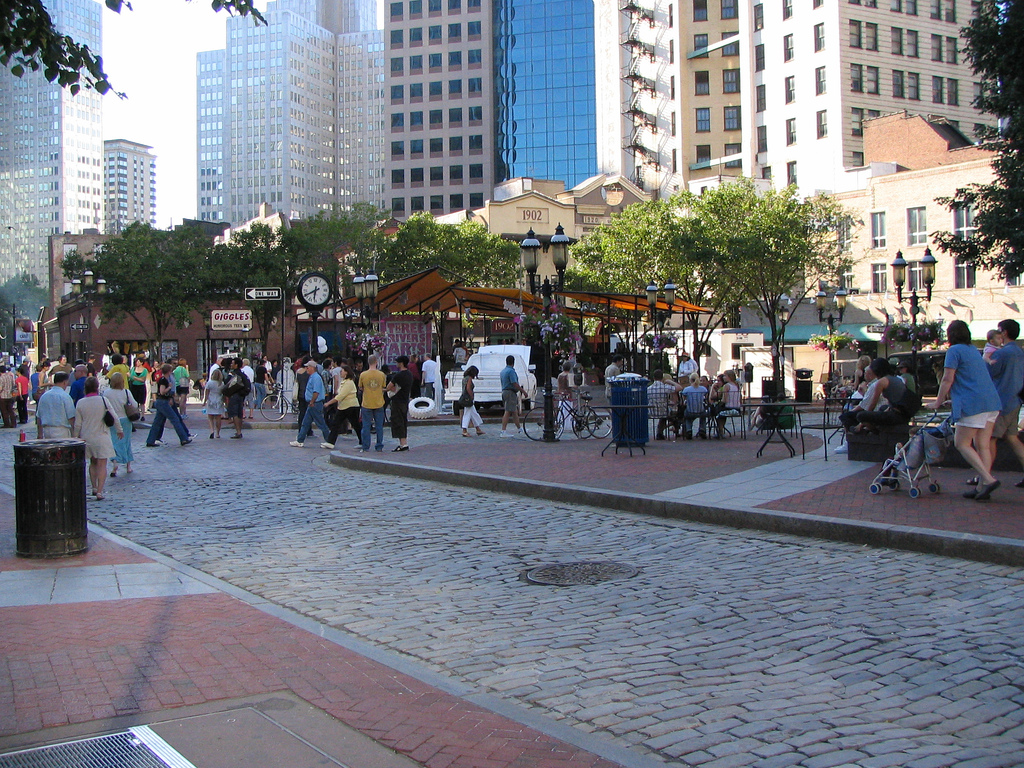 Pittsburgh Mixes Modes To Lead Shared Space Movement