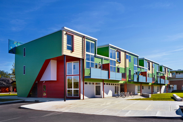 A New Design Guide for Affordable Housing Developments