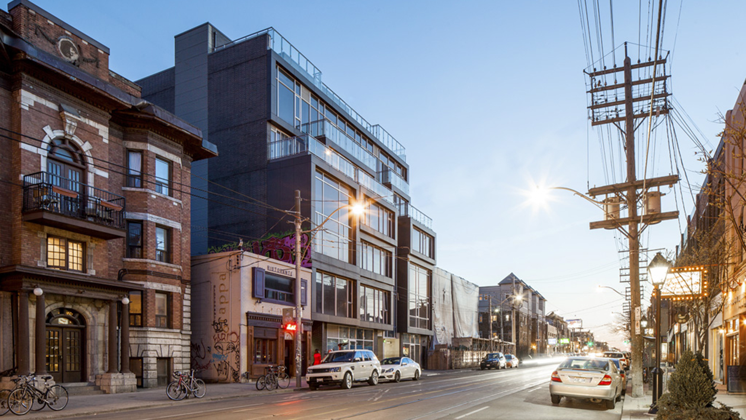 Lightings For New House Mid Rise Density At A Human Scale Features Planetizen