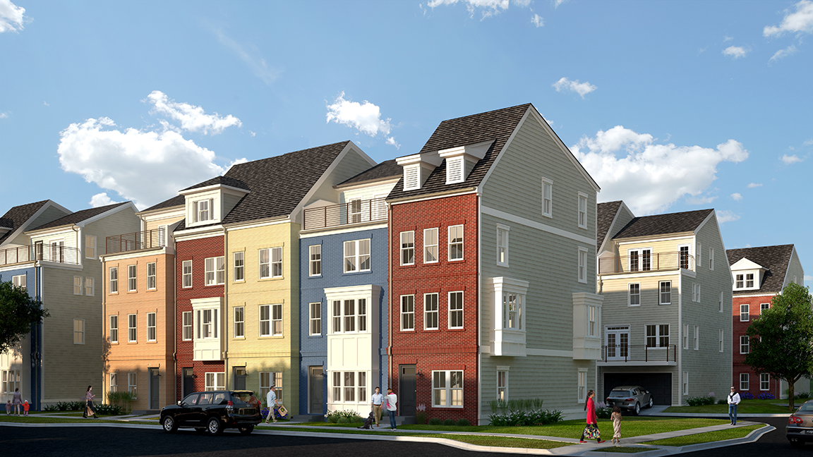 How One Developer Is Delivering Urban Infill Features