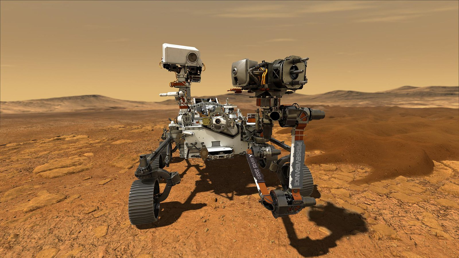 Mars Perseverance Rover and the Future Colonization of Mars - Blogs