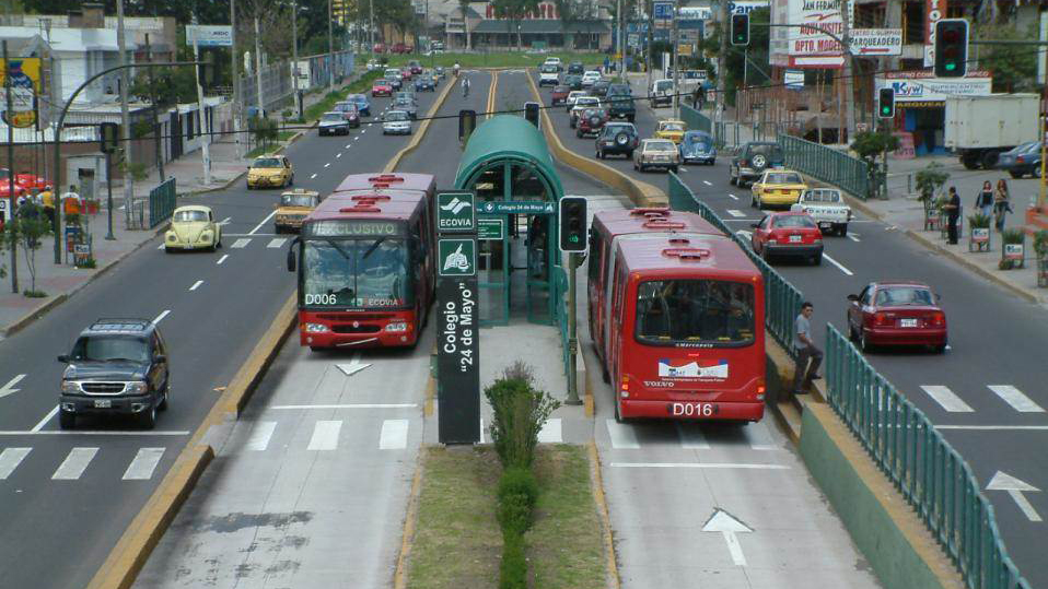 High Quality Public Transportation Can Provide Huge Traffic Safety Benefits