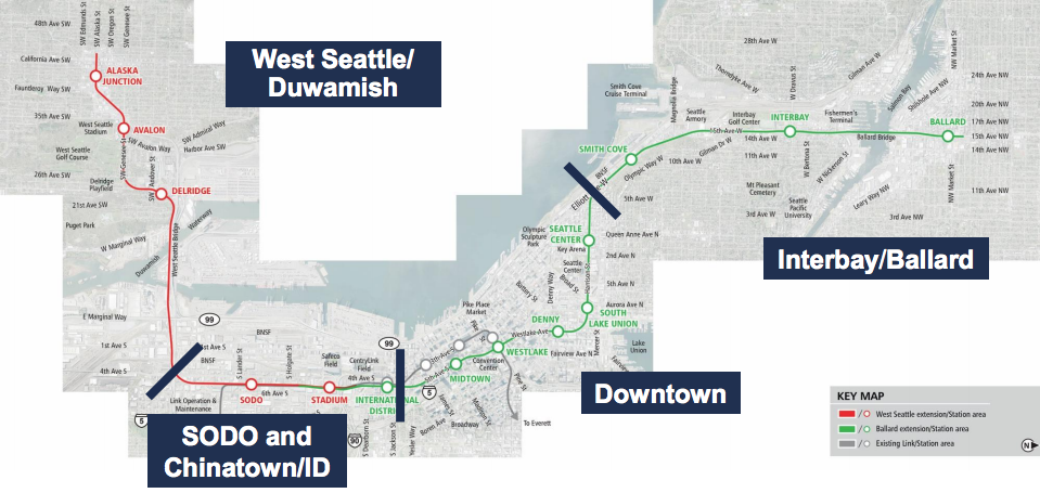 Seattle to Build Housing Alongside Light Rail - News