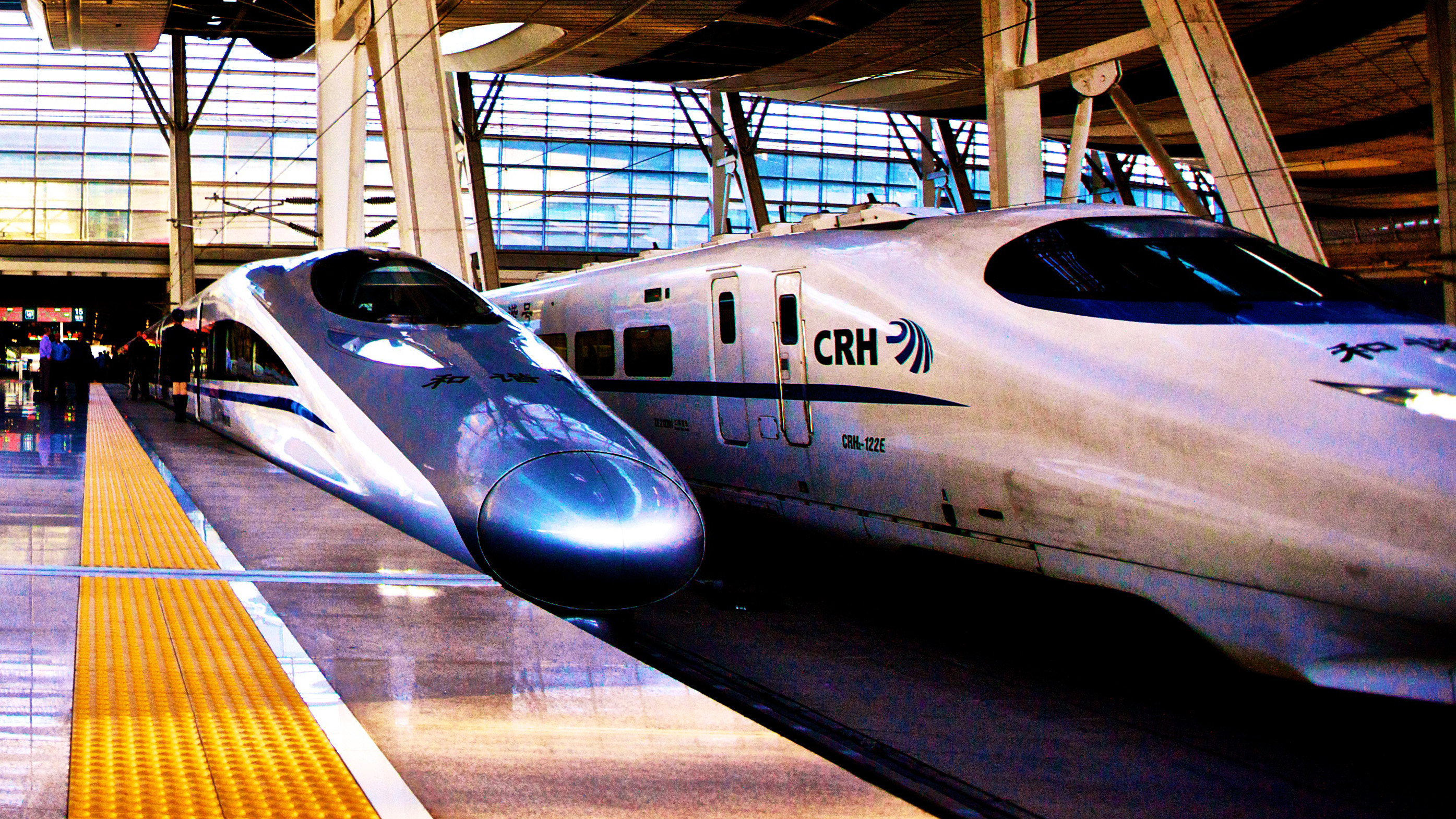 China Considering High Speed Rail Project—to the United ...