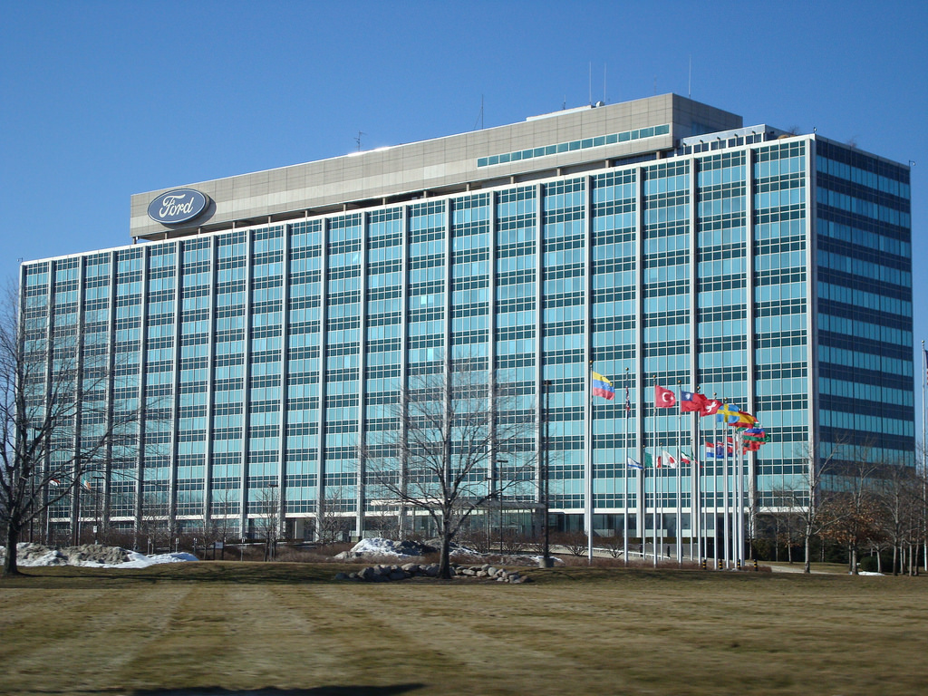 Ford plans new headquarters for a new century news planetizen