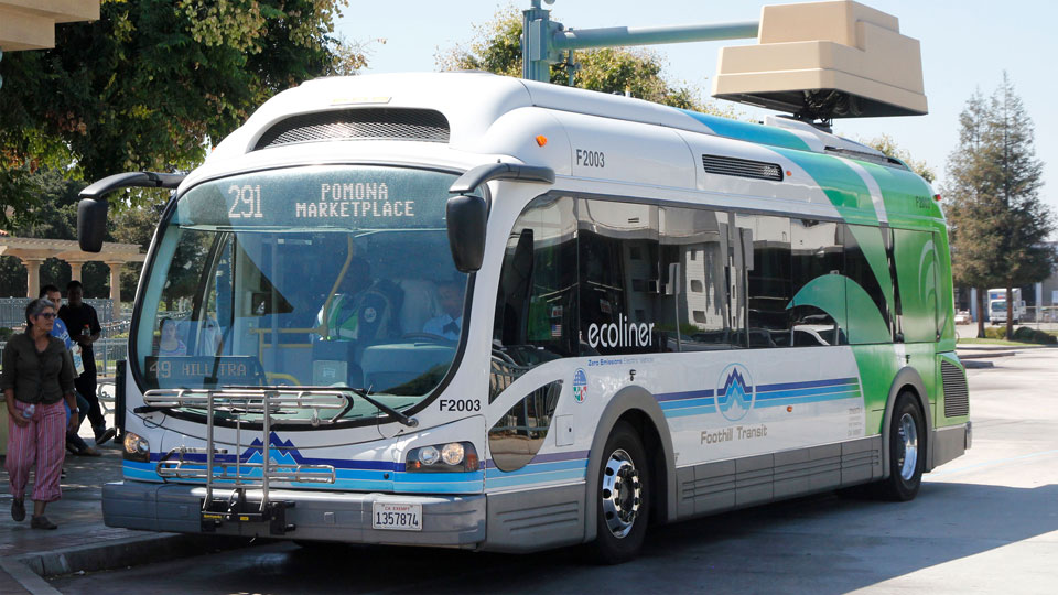 Debating the Merits of Hydrogen and Batteries for Buses