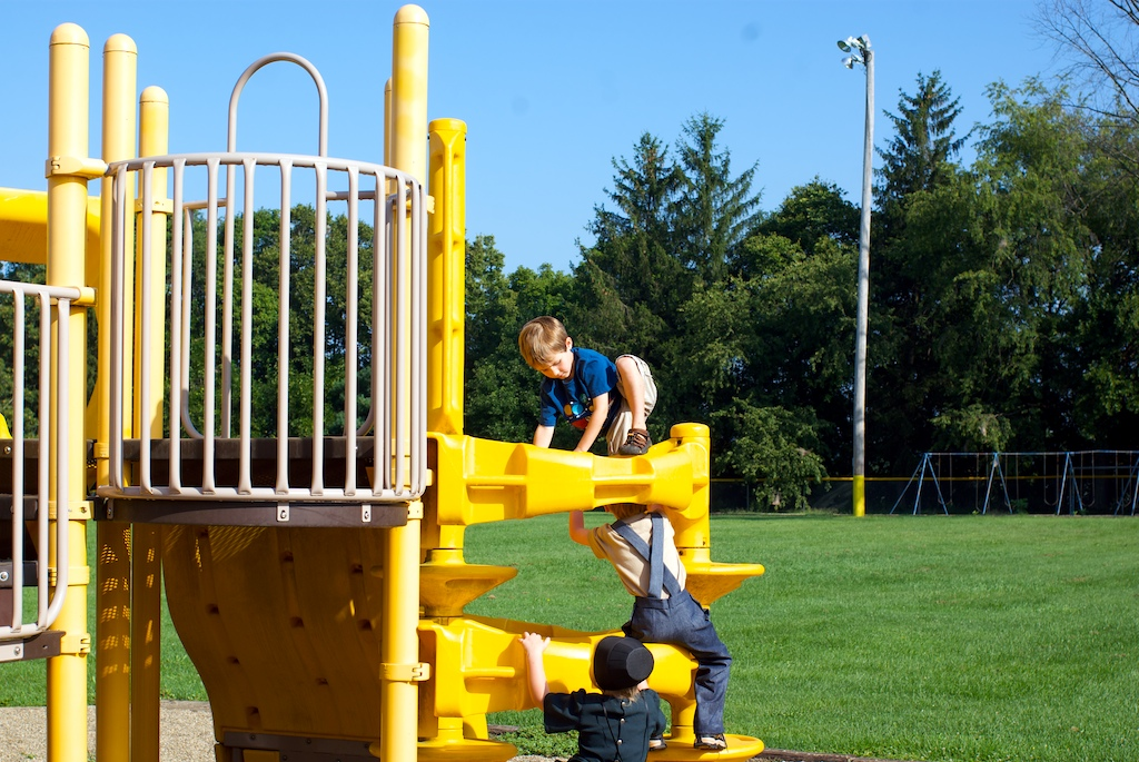 Playgrounds Could Provide Much-Needed Public Space