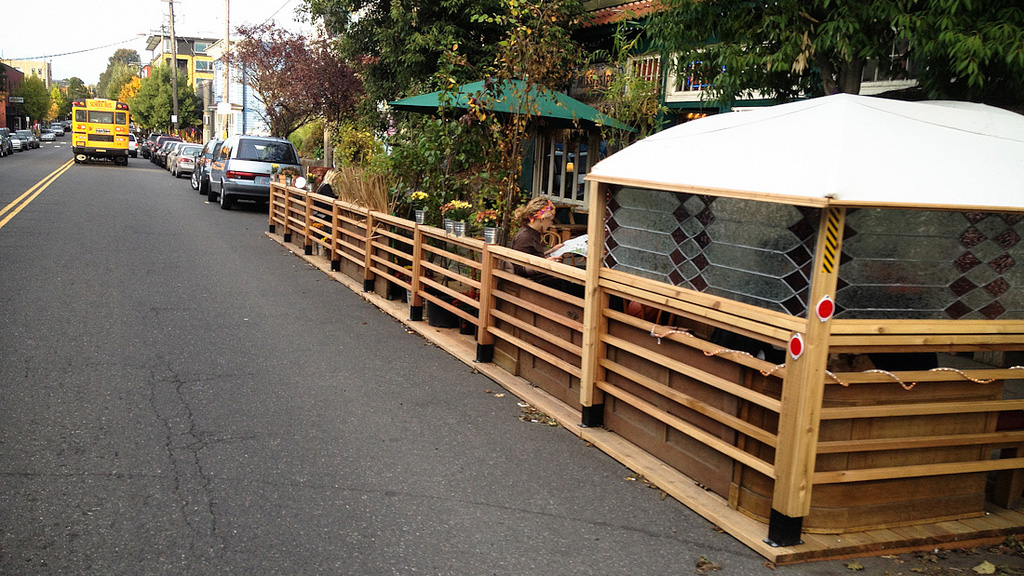 The Economic Case For Converting Parking To Parklets