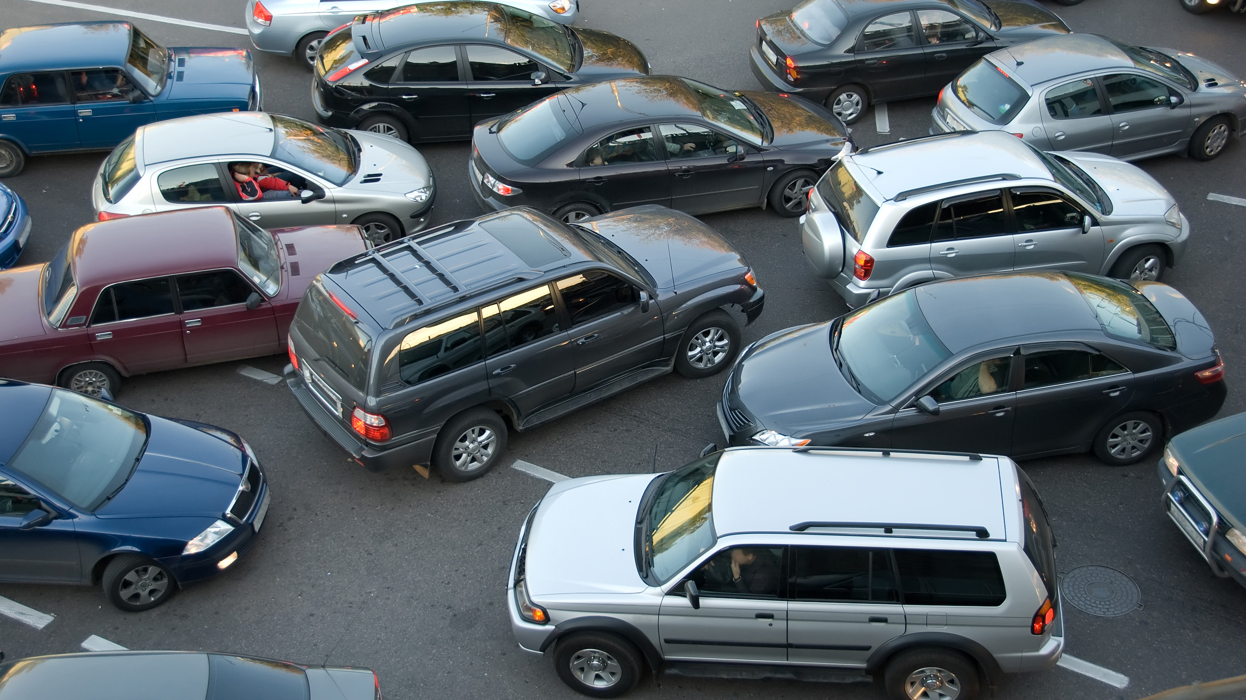 Vancouver Area Shoppers Stuck In Four Hour Parking Lot